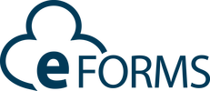 Eforms Sticky Logo